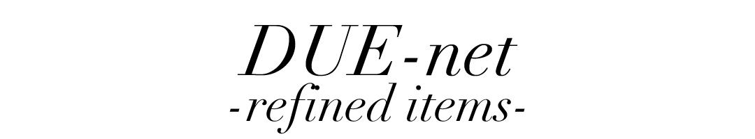 Due-net Logo